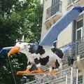 Vache qui vole