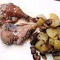 Ouverture de la chasse et poule faisanne au menu !