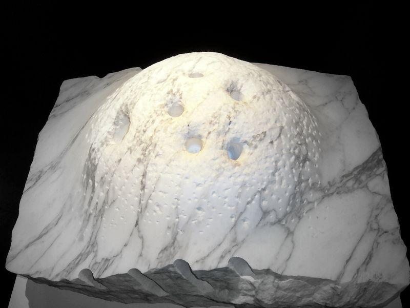 sculpture de harada