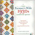 Farmer's wife quilt ... la suite !