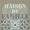 4 - COMME A LA MAISON !
