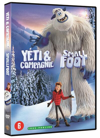DVD Yeti & Compagnie