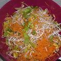 La salade chinoise