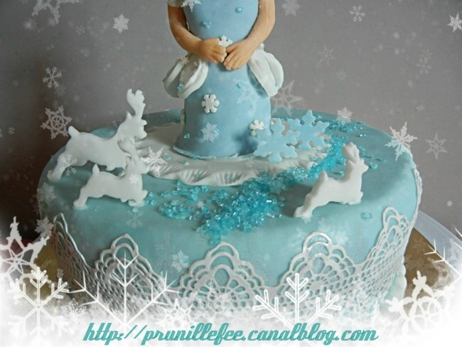 snow cake prunillefee