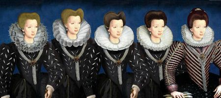 Mode années 1590