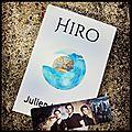 L'ère des troubles, tome 1 : hiro, de julien lejeune