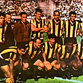 19 septembre 1961 PEÑAROL ... COUPE INTERCONTINENTALE