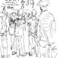 [garden nef party 09] la leçon d'izia