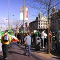St Patrick's Day: Parade