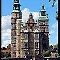 Copenhague : le chateau de Rosenborg