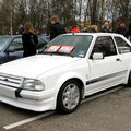 La ford escort rs turbo (rencard de haguenau)
