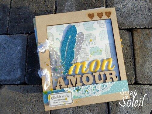"""Mini """"Mon Amour"""", by Soleil"""