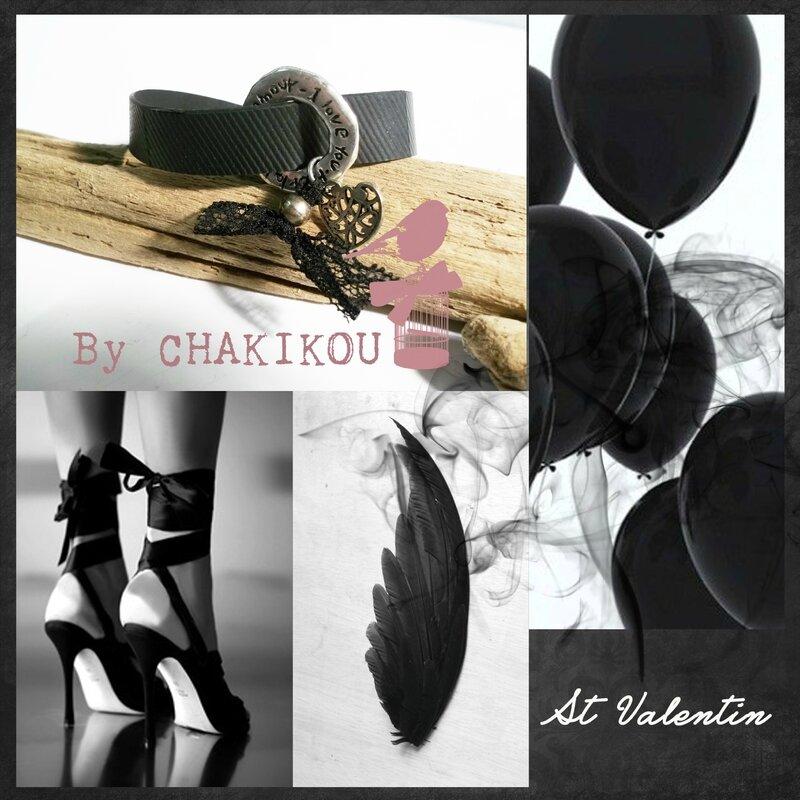 bracelet amour st valentin