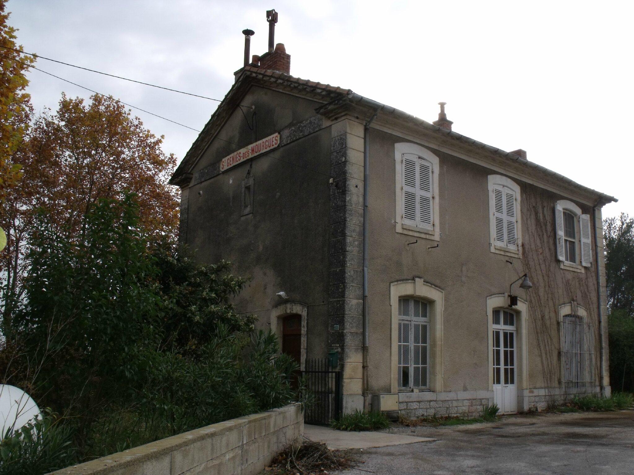 Saint-Geniès-des-Mourges (Hérault - 34) 4