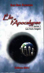 Elie et l'apocalypse couverture pocket 2