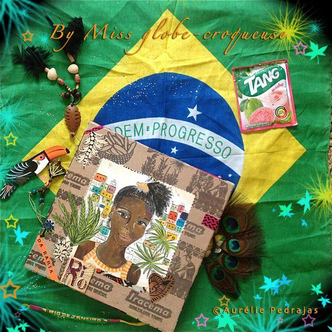 ambiance rio -santa marta- by miss globecroqueuse- r+c
