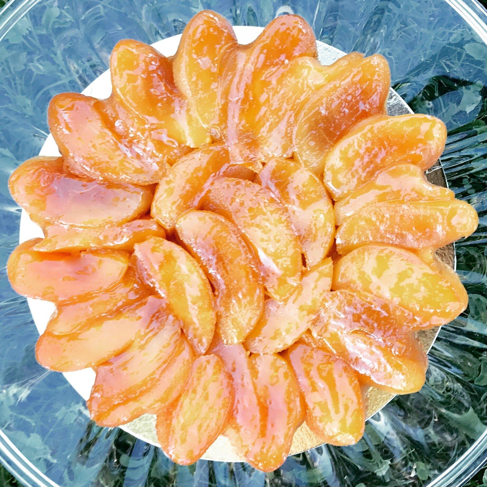 La Fleur de Pomme Tatin (d'après Christophe Michalak)