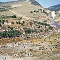 Histoire et caractéristiques du barrage