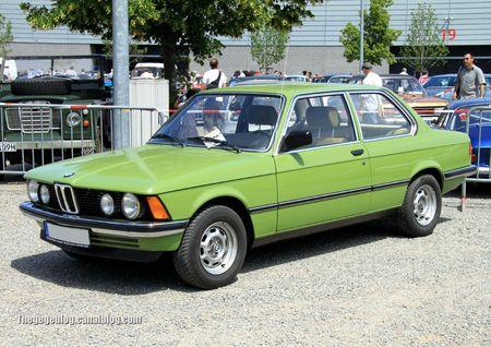 Bmw série 3 (E21)(RegioMotoClassica 2011) 01