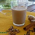 Chaï ( thé indien)