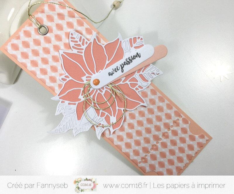 carte et marque page Fannyseb 4 collection alexis papiers COM16