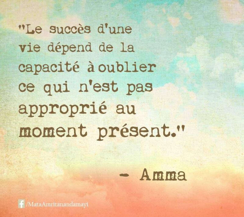 Citation AMMA
