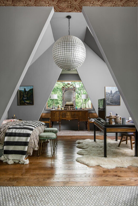 Louisa Pierce's Vintage Eclectic Nashville Home is For Sale TheNordroom (46)
