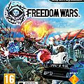 Test : freedom wars
