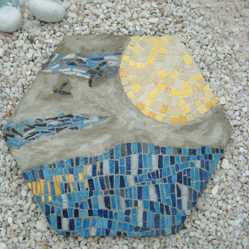 2010/ De Lune à l'autre / Lune en mer
