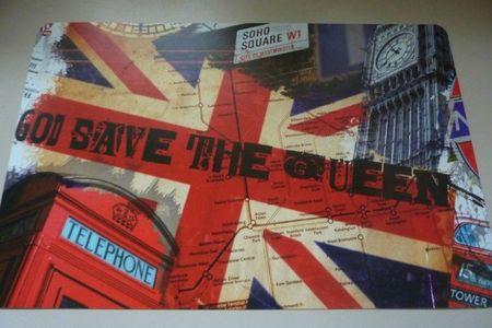Set de table British