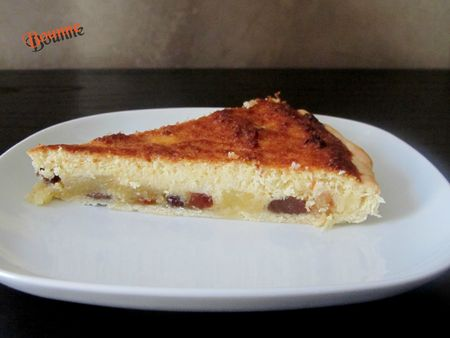 Tarte Antillaise