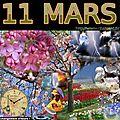 mois de MARS 11