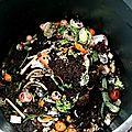 Fabriquez votre compost.