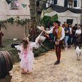 Le jongleur et la fée