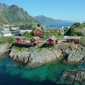 Ile Lofoten(nord europeen)