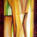 oeuvres personnelles : tableaux