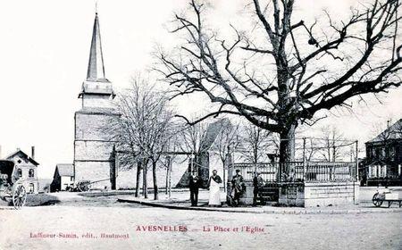 AVESNELLES-La Place1