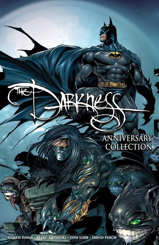 top cow the darkness anniversary collection TP