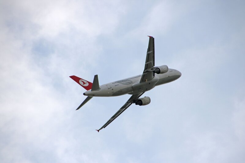 Airbus A320 de Turkish Airlines