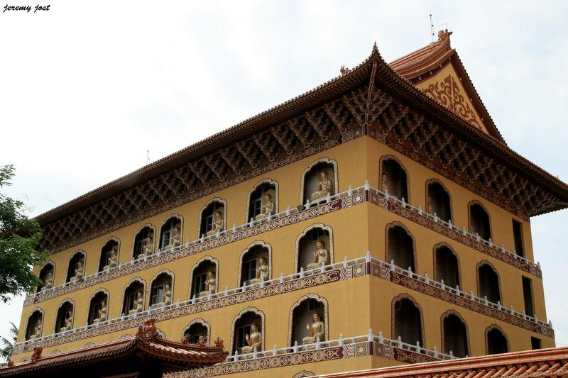 Fo Kuang Shan temple