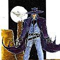 Bat-cowboy, par johann
