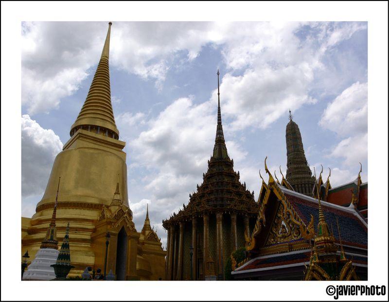 Thaïlande, Bangkok, Wat Phra Kaeo