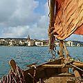 les voiles latines 2014 de Saint -Tropez