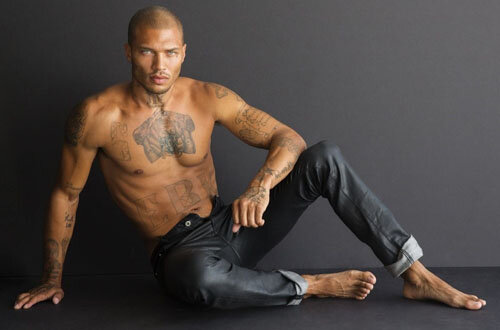 Jeremy Meeks « The American Dream »