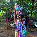 chamana, art totemique de yurtao