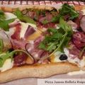 PIzza_Roquette_Jamon_Bellota