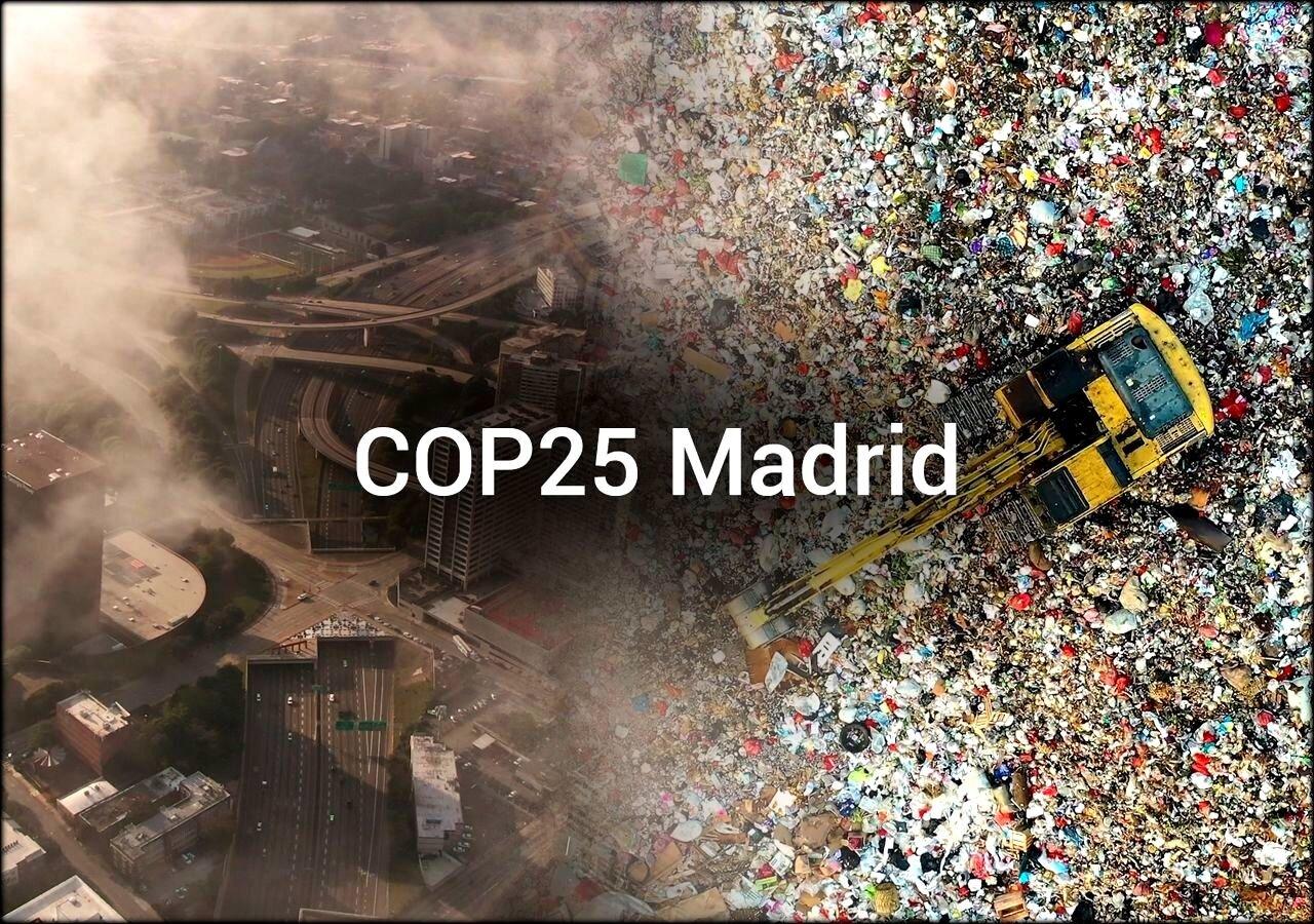 COP 25 MADRID / CUIDADO !...