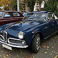 Alfa romeo giulietta sprint-1960