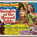 Knights of the round table, de richard thorpe