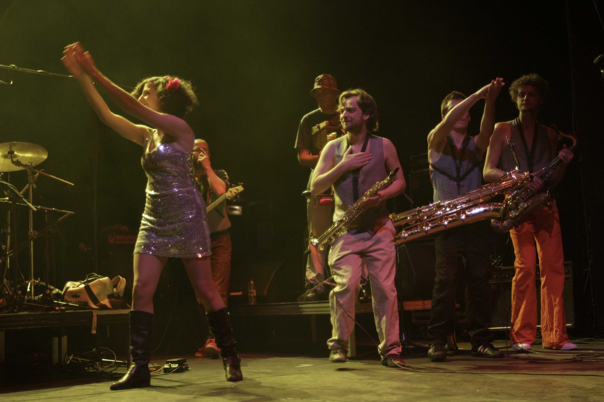 AfroWildZombies-Tour2Chauffe-LesArcades-2012-90